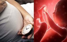 Các hoạt động trong thai kỳ của bà bầu chuẩn bị sinh
