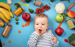 Nên cho trẻ ăn gì vào thời điểm giao mùa hè - thu