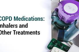 Danh sách thuốc điều trị phổi tắc nghẽn mãn tính giúp làm giảm các triệu chứng của bệnh