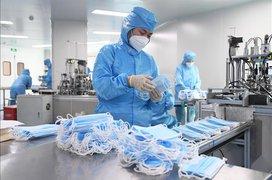 WTO: 80 quốc gia và vùng lãnh thổ hạn chế xuất khẩu khẩu trang và các mặt hàng chống dịch COVID-19