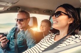 Đi ô tô không hoàn toàn bảo vệ bạn khỏi tia UV gây ung thư da, đây là những cách phòng tránh