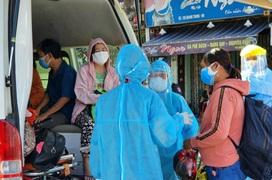 Muốn được lấy mẫu xét nghiệm COVID-19, người từ Đà Nẵng về cần làm những gì?
