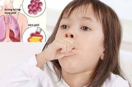 Bệnh viêm phổi ở trẻ nhỏ khi giao mùa nguy hiểm như thế nào?