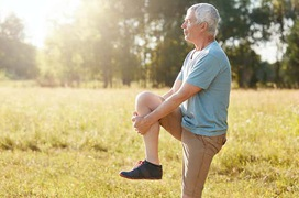 Tại sao có thể đánh giá sức khỏe thông qua khả năng đứng bằng một chân?