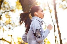 Tập thể dục trong thời tiết lạnh có thể đốt cháy nhiều chất béo hơn