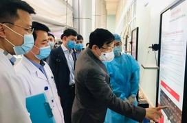 PGS.TS Lương Ngọc Khuê: Phòng dịch COVID-19 tại cơ sở khám chữa bệnh không thể 'tạm bợ, đối phó'