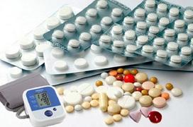 Cảnh giác với các loại thuốc gây cao huyết áp thường gặp