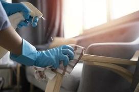 Cách để dọn dẹp và khử trùng trong nhà khi có người bị ốm, bệnh dễ lây nhiễm