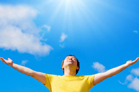 Tiết lộ 3 bộ phận trên cơ thể được tắm nắng thường xuyên sẽ tăng tuổi thọ, giảm bệnh tật