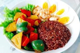Kinh nghiệm giảm cân bằng gạo lứt: Gợi ý thực đơn giảm cân với gạo lứt an toàn, hiệu quả