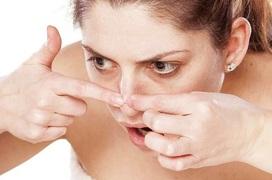 Cách để loại bỏ mụn đầu đen trên mũi nhanh chóng
