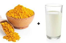 Sữa nghệ: Công thức tuyệt vời cho sức khỏe