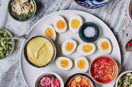 7 công dụng của trứng đối với sức khỏe con người