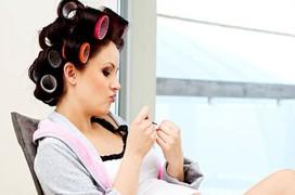 Khám phá bí quyết chăm sóc tóc khỏe đẹp dành riêng cho các mẹ bầu