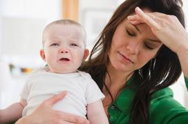 Mẹ bầu có biết trầm cảm sau sinh là gì?