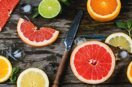Có thể bảo vệ gan bằng 5 loại trái cây này