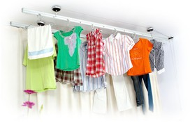 Bị nhiễm nấm phổi vì thói quen phơi quần áo trong nhà!