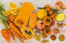 Thực phẩm bổ sung beta carotene giúp ngăn ngừa ung thư