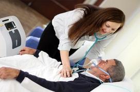 Lưu ý khi sử dụng máy tạo oxy cho bệnh nhân viêm phế quản