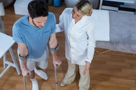 Một số bài tập giúp phục hồi khớp, tăng cường thể trạng cho bệnh nhân gout
