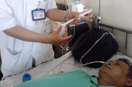 Hướng dẫn chăm sóc bệnh nhân đặt Sonde dạ dày