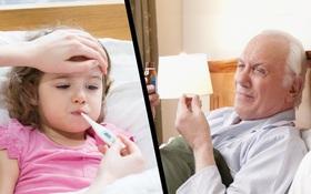 Ai có nguy cơ cao gặp biến chứng khi bị cảm cúm? Cảm cúm nguy hiểm như thế nào?