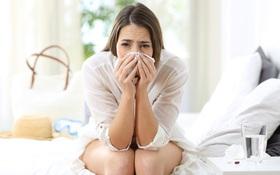 Hệ miễn dịch suy yếu làm tăng nguy cơ cảm cúm