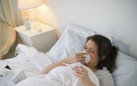Đau đầu có phải dấu hiệu nhận biết cảm cúm khi mang thai nhanh nhất?