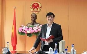 Bộ trưởng Bộ Y Tế Nguyễn Thanh Long: Nguy cơ đại dịch COVID-19 xuất hiện vẫn luôn thường trực