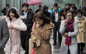 Đối phó với không khí lạnh tăng cường: Làm gì để không bị sốc nhiệt, cảm lạnh