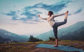 Kéo dài chân không cần phẫu thuật cùng 5 động tác yoga đơn giản, dễ thực hiện