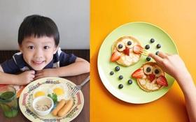 Món ngon cho bé từ 2 đến 4 tuổi đầy đủ dinh dưỡng
