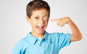 Nhược thị do biến chứng cận thị: Khó phát hiện do không có biểu hiện rõ ràng!