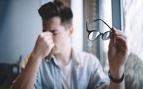 Mỏi mắt: Từ A đến Z về tình trạng mỏi mắt mà bạn nên biết