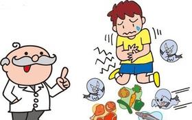Ngộ độc thực phẩm: Chớ chủ quan với dấu hiệu đau bụng, tiêu chảy