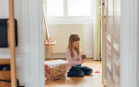 Trẻ em ở nhà có nhiều khả năng phải đối mặt với bạo lực gia đình hơn trong đại dịch