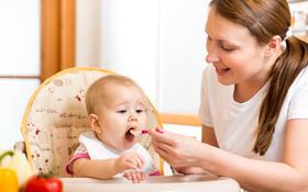Trẻ 6 tháng ăn được những gì? Gợi ý cho phụ huynh thực đơn cho bé ăn dặm 6 tháng