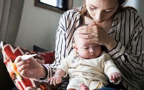 Trẻ bao nhiêu độ là bị sốt? Một số cách hạ sốt nhanh cho trẻ mà phụ huynh cần biết
