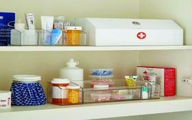 Gợi ý một số loại thuốc cần có trong tủ thuốc gia đình mùa dịch COVID-19