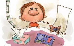 Ai mà ngờ được bệnh cảm cúm lại đến từ những thói quen này