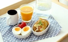 Học thói quen ăn uống lành mạnh từ lời khuyên của chuyên gia