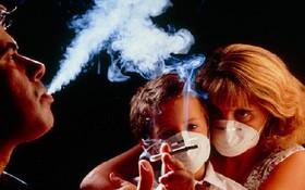 Những thành phần trong không khí có thể là nguyên nhân ung thư phổi