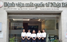 Các địa chỉ khám chữa mắt uy tín ở Hà Nội