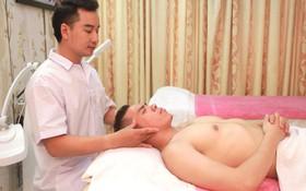 Dưỡng da mặt cho nam tại spa: Giải pháp chăm sóc da mặt tối ưu dành cho nam giới