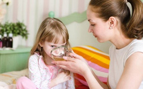 Chế độ dinh dưỡng cho trẻ bị sốt xuất huyết
