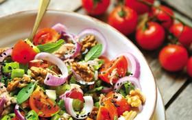Cải thiện tình trạng trầm cảm bằng các loại rau củ quả