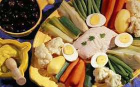 Những lưu ý về chế độ dinh dưỡng cho bệnh nhân phổi tắc nghẽn mãn tính