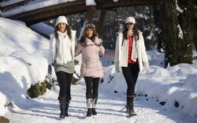 10 lợi ích khi đi bộ vào mùa đông