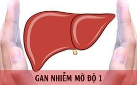 Tìm hiểu các cấp độ của bệnh gan nhiễm mỡ