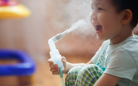 Những lưu ý về cách dùng khí dung cho trẻ hen phế quản